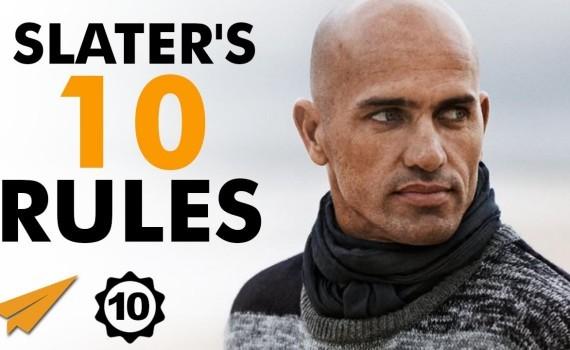 ケリースレーター 成功のための10のルール