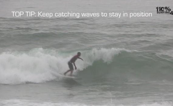 サーフィンHOWTOテクニックムービー リップ