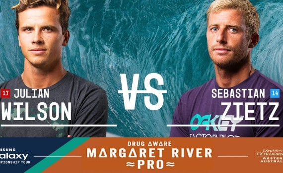 Julian Wilson vs. Sebastian Zietz – Drug Aware Margaret River Pro 2016 Final