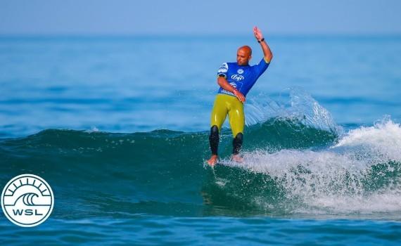 WSLロングボード 2017 Caparica Primavera Surf Fest ハイライト