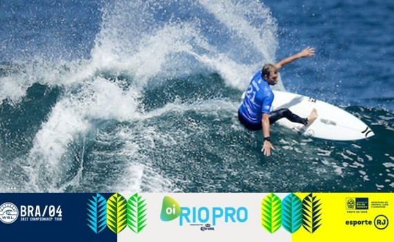 CTツアーOi Rio Pro 2017:マットウィルキンソン vs エイドリアンブッチャン vs イアンゴヴェイア