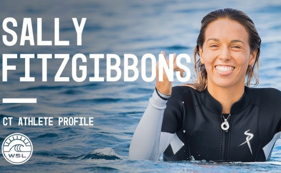 WSL アスリートプロファイル Sally Fitzgibbons