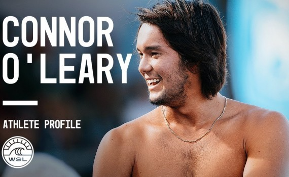 WSL アスリートプロファイル Connor O'Leary