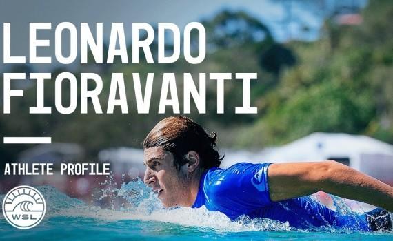 WSL アスリートプロファイル Leonardo Fioravanti