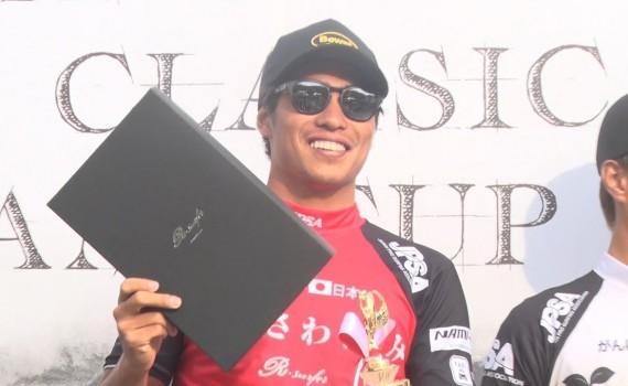 JPSA ジャパンプロサーフィンツアー2017ショート第5戦 Finalday ハイライト