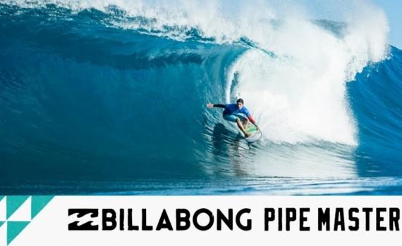 ファイナルデーハイライト: John John Florence & Jeremy Flores – Billabong Pipe Masters 2017