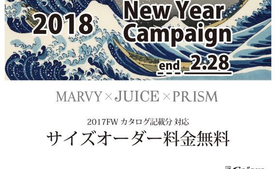2018_新春キャンペーンフライヤー