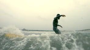市東重明 サーフィン動画 リンコンウェットスーツ